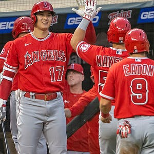 Shohei Ohtani Los Angeles Angels MLB