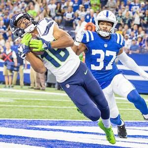Tyler Lockett Seattle Seahawks NFL