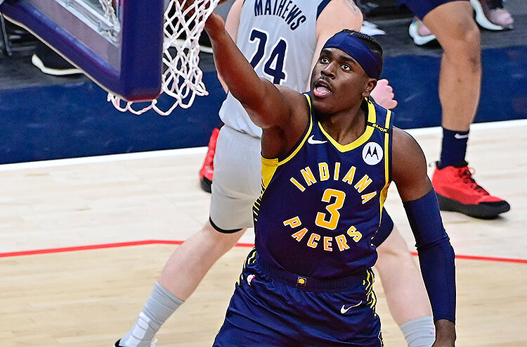 Indiana Pacers Aaron Holiday NBA