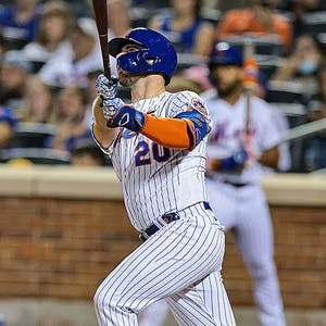 Pete Alonso New York Mets MLB