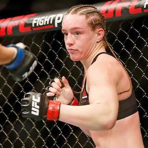 Aspen Ladd UFC MMA