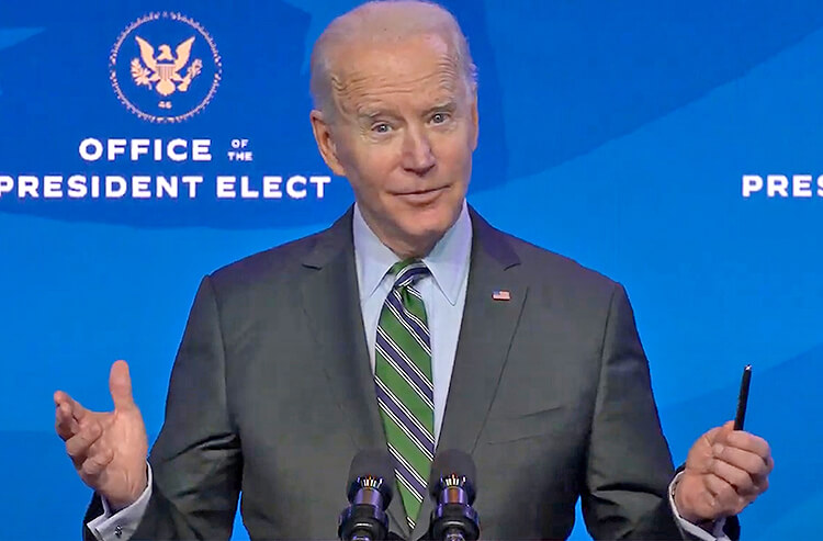 Joe Biden Presidential Inauguration Day Prop Bets and Odds