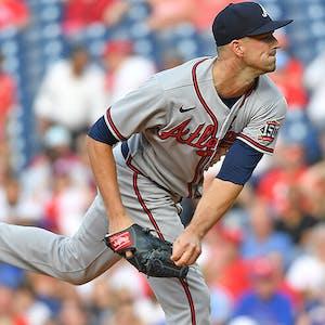 Drew Smyly Atlanta Braves MLB