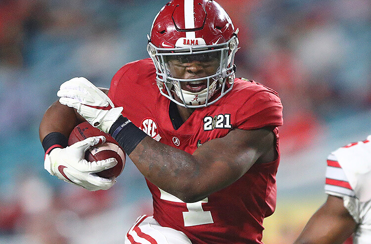 College Football Conference Championship Odds: 'Bama the Big Faves to Win the SEC