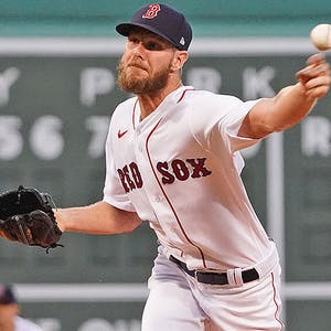 Chris Sale Boston Red Sox MLB