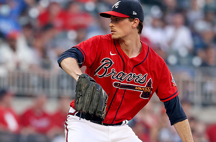 Max Fried Atlanta Braves MLB