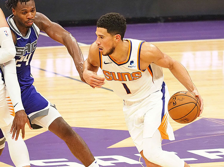 Devin Booker Phoenix Suns NBA