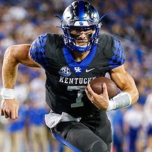 Will Levis Kentucky Wildcats college football