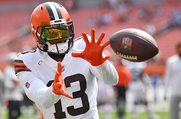 Odell Beckham Jr. Cleveland Browns NFL