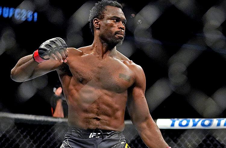 UFC Fight Night Hall vs Strickland Picks: Hall's Counter-Striking Makes Him A Good Underdog Bet