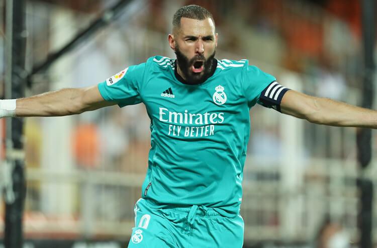 How To Bet - 2021-22 La Liga Title Odds: Madrid's Torrid Start Spikes Odds