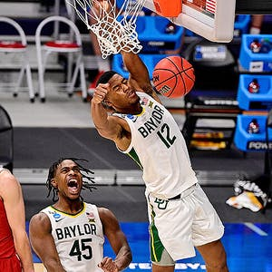 Jared Butler Baylor Bears NCAA March Madness