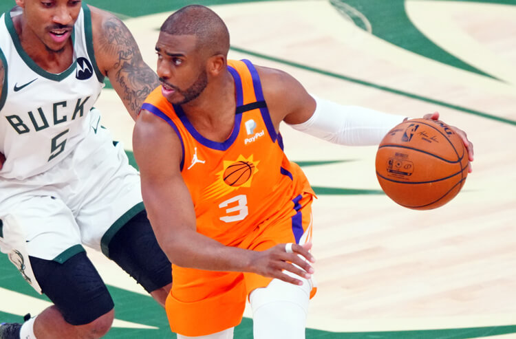 How To Bet - NBA Finals Game 5 Player Prop Picks: Propping Up CP3