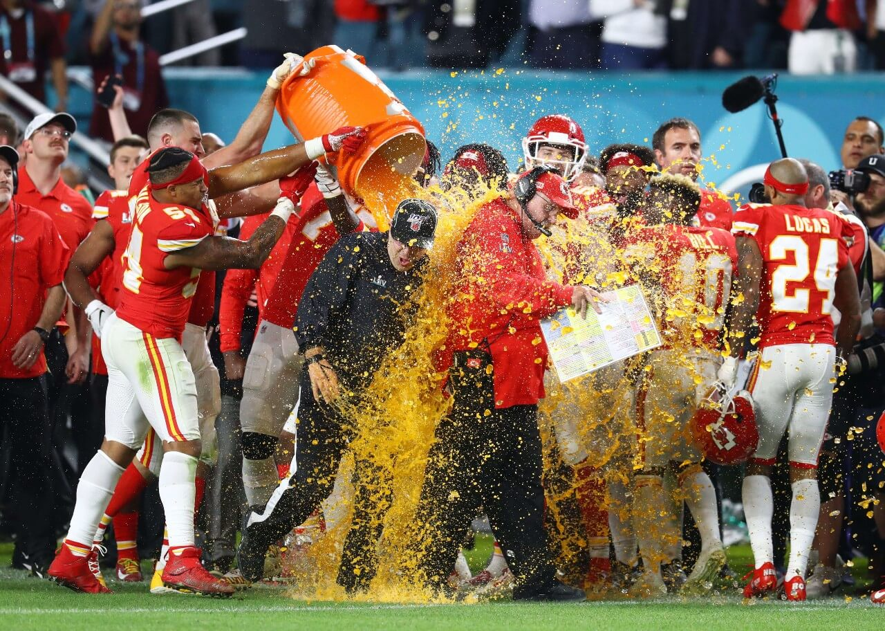 Super Bowl Gatorade Betting: Blue Cashes Tickets in 2021