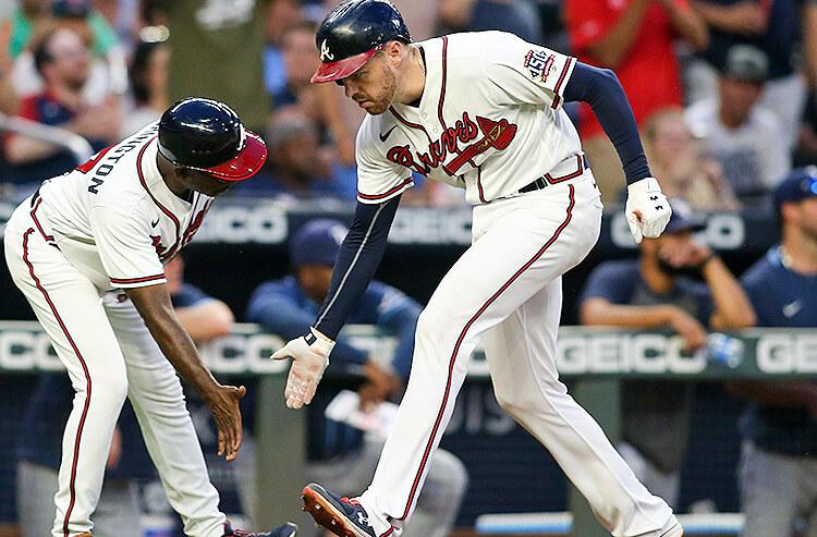 Freddie Freeman Atlanta Braves MLB