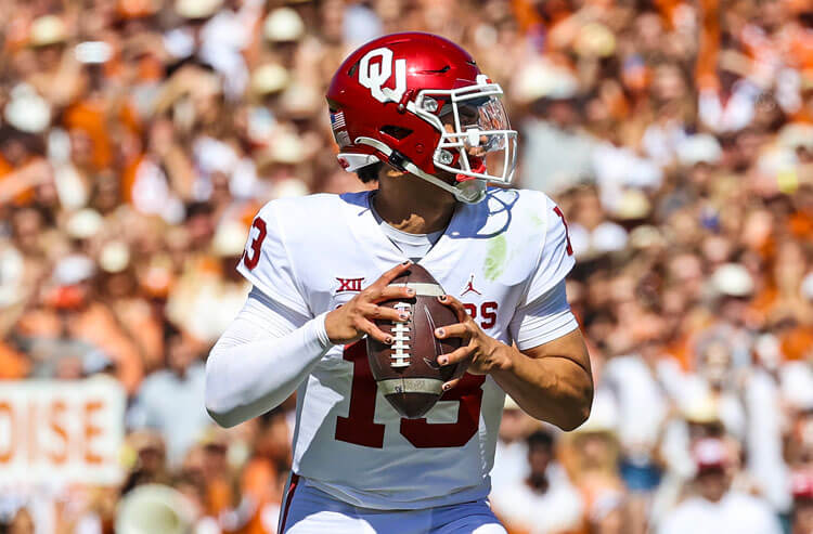 How To Bet - TCU vs Oklahoma Picks and Predictions: New QB, Same Sooners Offense