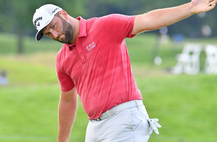Jon Rahm PGA BMW Championship