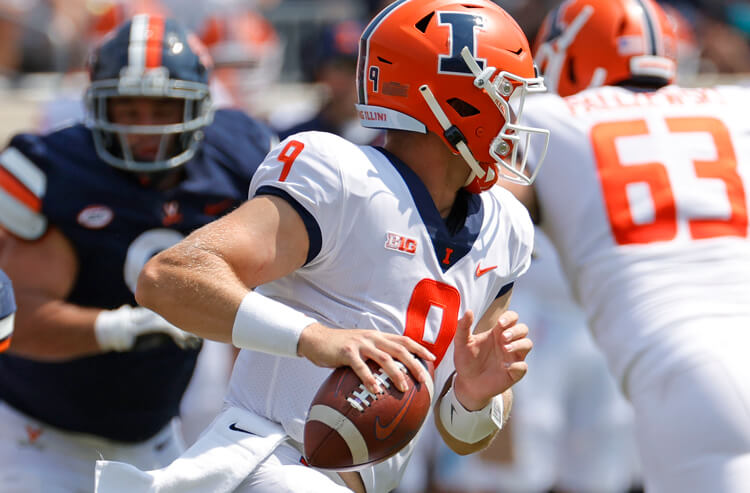 Maryland vs Illinois Picks and Predictions: Terps Must Prove Themselves on Big Stage
