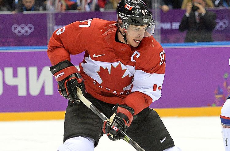 Olympic Hockey Odds For Beijing 2022: Canada The Odds-On Favorite For Men's Hockey