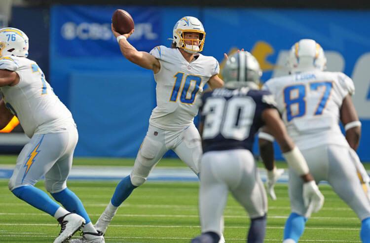 Week 3 NFL Parlay Picks: Justin Herbert Leads Aerial Attack at Arrowhead
