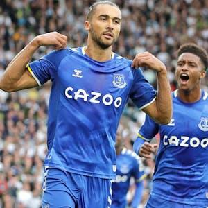 Dominic Calvert-Lewin Everton EPL