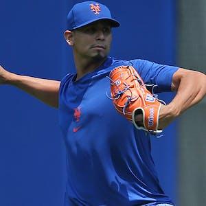 Carlos Carrasco New York Mets MLB