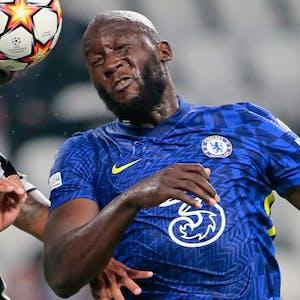 Romelu Lukaku Chelsea Premier League
