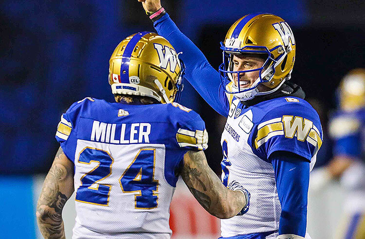 2021 Grey Cup Odds: Booming Bombers Remain Betting Faves