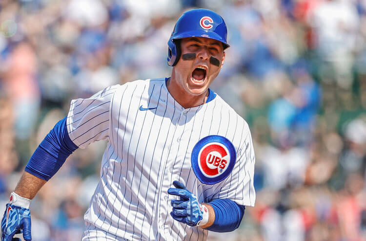 Anthony Rizzo Chicago Cubs MLB