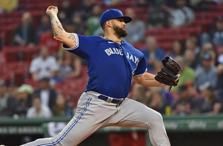 Alek Manoah Toronto Blue Jays MLB