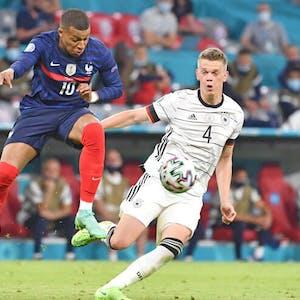 Kylian Mbappe France national soccer team
