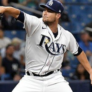 Shane McClanahan Tampa Bay Rays MLB