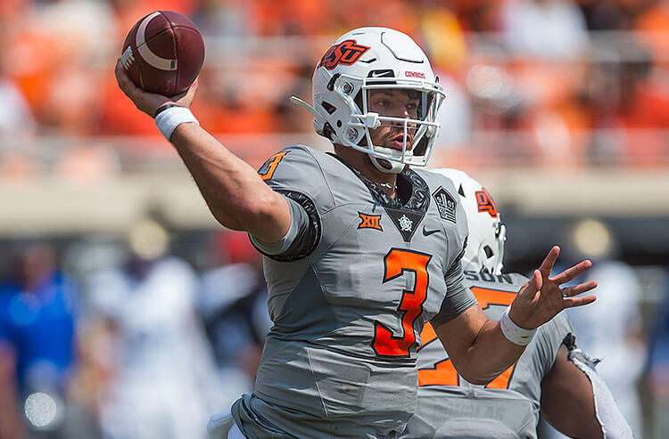 Oklahoma State vs Boise State Picks and Predictions: Cowboys Thrive in Shootout