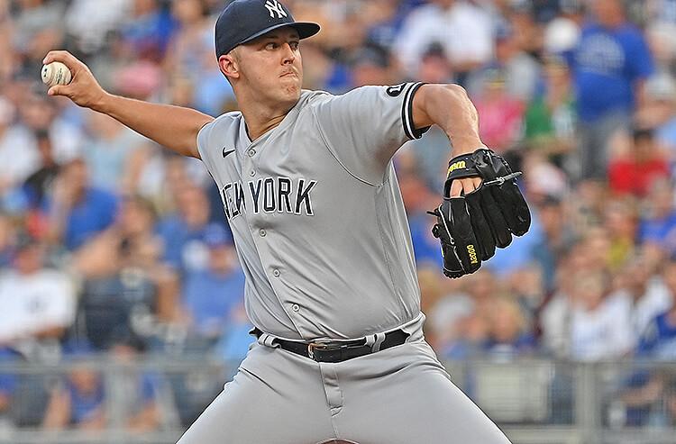 Jameson Taillon New York Yankees MLB