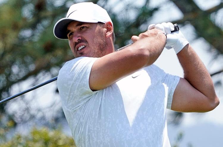 Brooks Koepka PGA Tour The Open Championship
