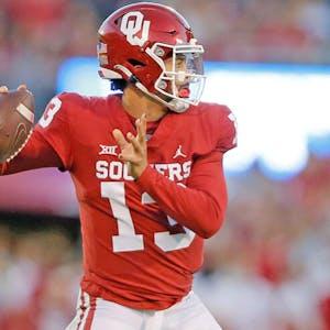 Caleb Williams Oklahoma Sooners college football
