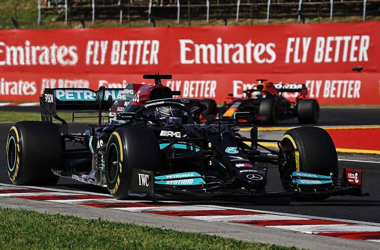 F1 World Drivers' Championship odds: All to Race For