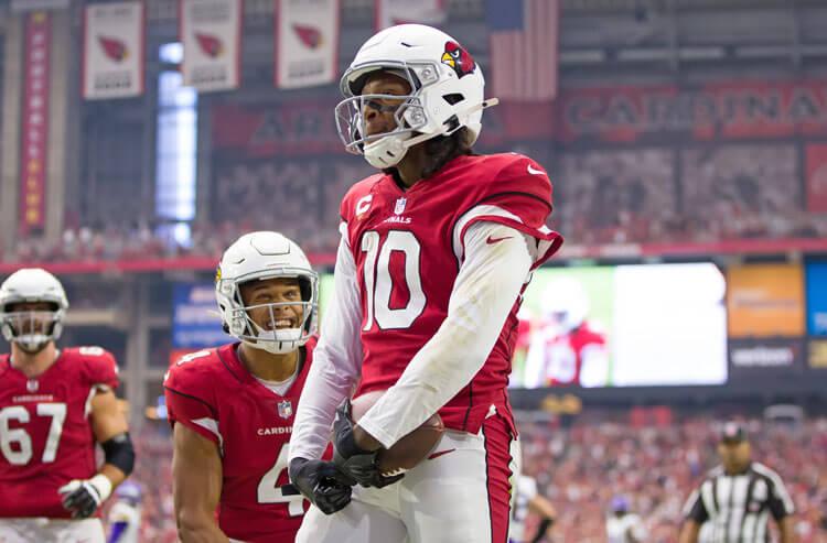 NFL Cheat Sheet Week 3: Cardinals Awaiting Status on Deandre Hopkins