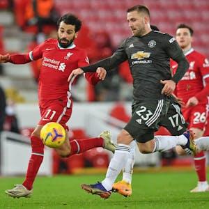 Mohamed Salah Liverpool FC EPL