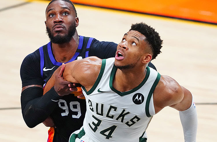 How To Bet - NBA Finals Game 2 Player Prop Picks: Giannis Devours on the Glass