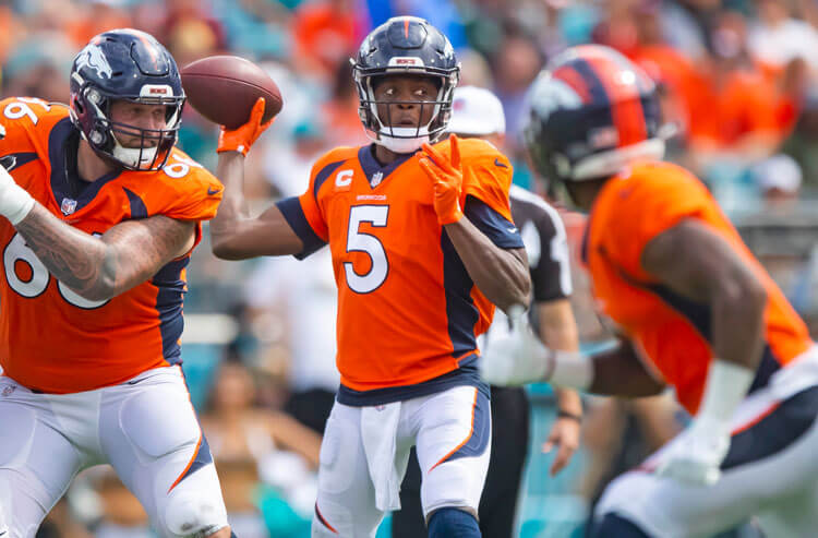 Jets vs Broncos Week 3 Picks and Predictions: Teddy Too Good for Gang Green