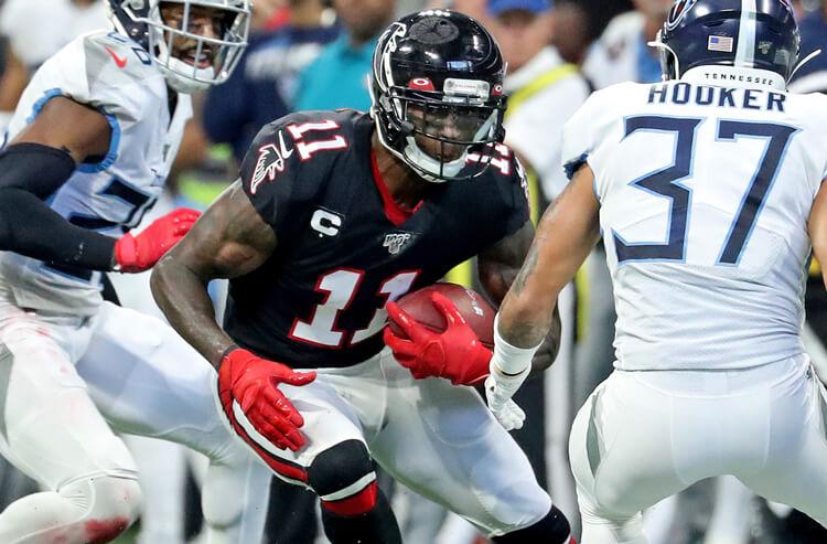 Super Bowl Odds: Julio Jones Trade Gets Mixed Reactions