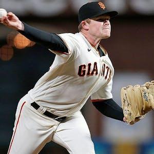 Logan Webb San Francisco Giants MLB