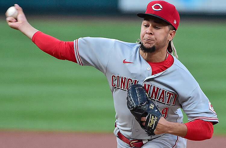 Luis Castillo Cincinnati Reds MLB