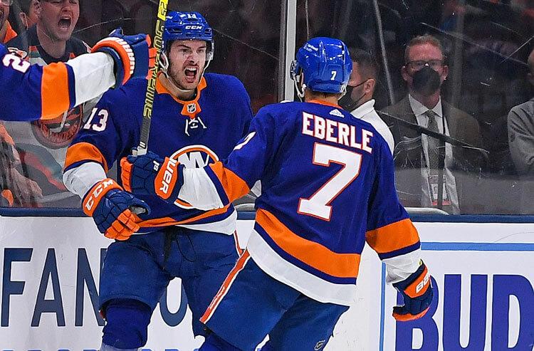 Jordan Eberle New York Islanders NHL