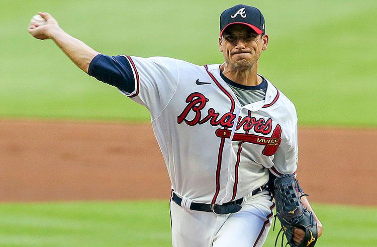 Charlie Morton Atlanta Braves MLB