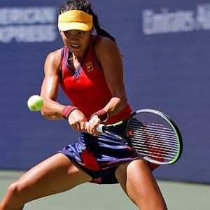 Emma Raducanu US Open WTA