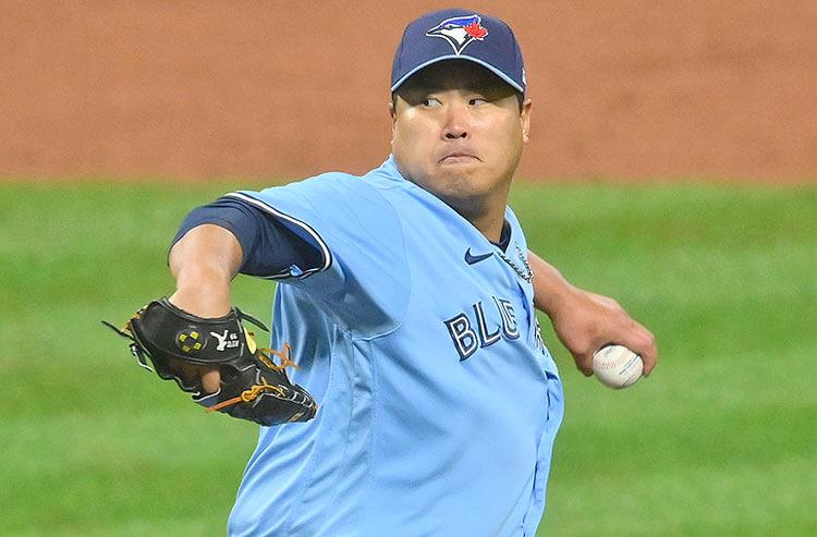 Hyun Jin Ryu Toronto Blue Jays MLB