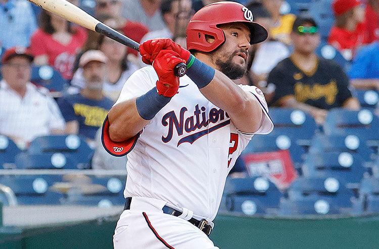 Kyle Schwarber Washington Nationals MLB