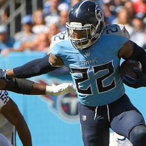 Derrick Henry Tennessee Titans NFL